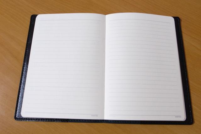 BCG WORKS クロススティッチ A6 2010年版 手帳の写真