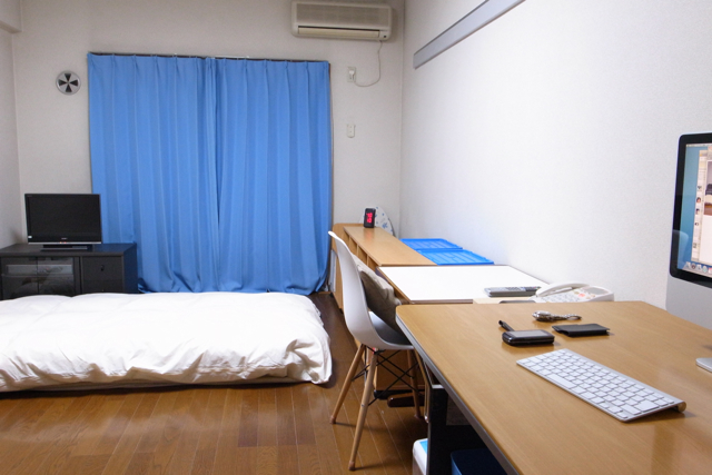 私の部屋の写真 2010.03.19