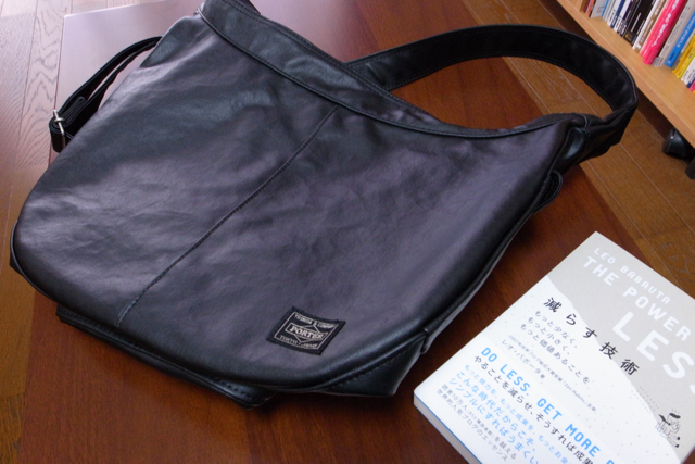 吉田カバン ポーター フリースタイル ショルダーバッグ(707-07173)の写真