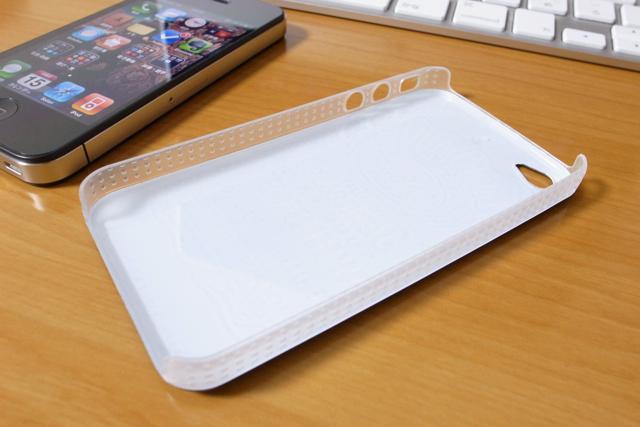 iPhone4用ケース ジャックダニエル バージョンの写真