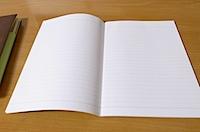 テンミニッツ手帳の写真