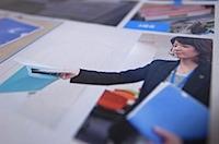 新整理術 - 日経ビジネス Associe 20101207号の写真