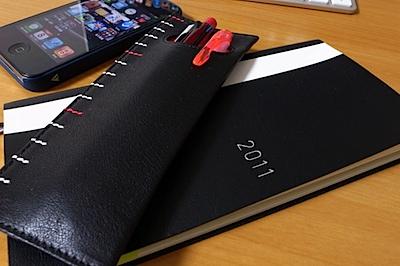 ほぼ日手帳 WEEKS 2011の写真