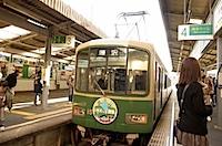 江ノ電 鎌倉駅の写真