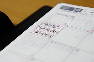 ほぼ日手帳 2011の写真