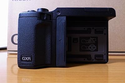 GXR本体の写真