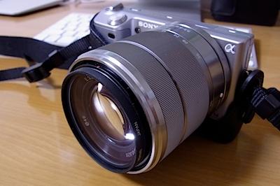 SONY α NEX-5Dの写真