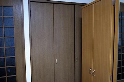 クローゼットの写真 2011.05.09
