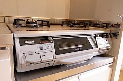 リンナイ ハオM660VFTS-T ガスコンロの写真