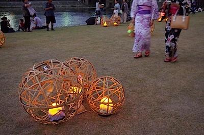 京の七夕の写真