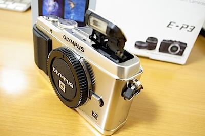 OLYMPUS PEN E-P3の写真