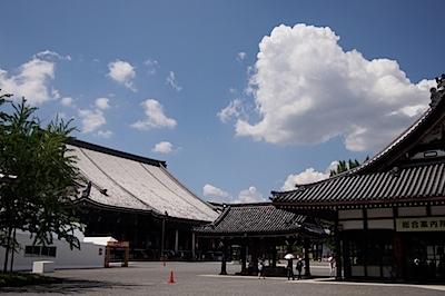 西本願寺の写真