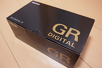 GR DIGITAL IVの写真