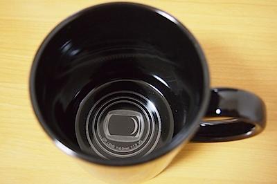 GR DIGITAL IV 予約特典 マグカップの写真