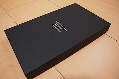 B印YOSHIDA X 吉田カバン X ほぼ日手帳「WEEKS Passport Cover」の写真