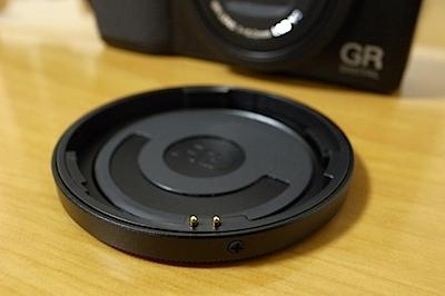 RICOH GL-1 METAL LENS CAPの写真
