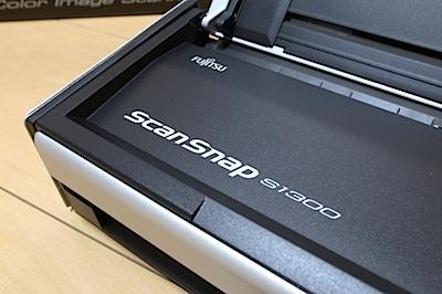 ScanSnap S1300の写真