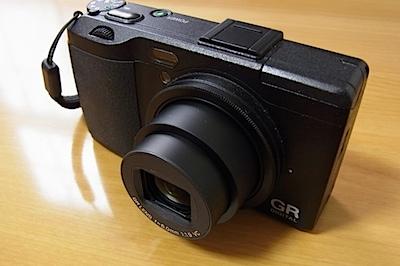 GR DIGITAL IVの写真