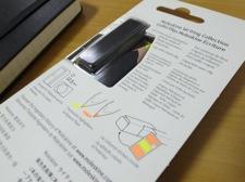 Moleskine 蛍光色鉛筆 2本セットの写真