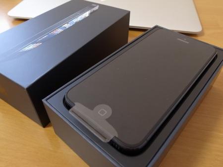 iPhone5の写真