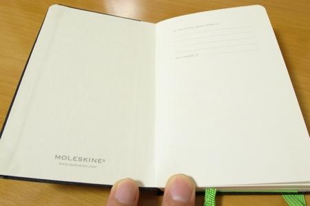 Evernote スマートノートブック by Moleskineの写真