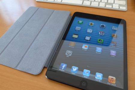 iPad mini Smart Cover の写真