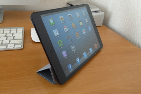 iPad mini Smart Cover の写真