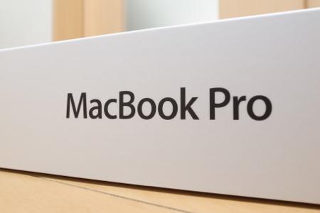 MacBook Pro 15 Retinaの写真