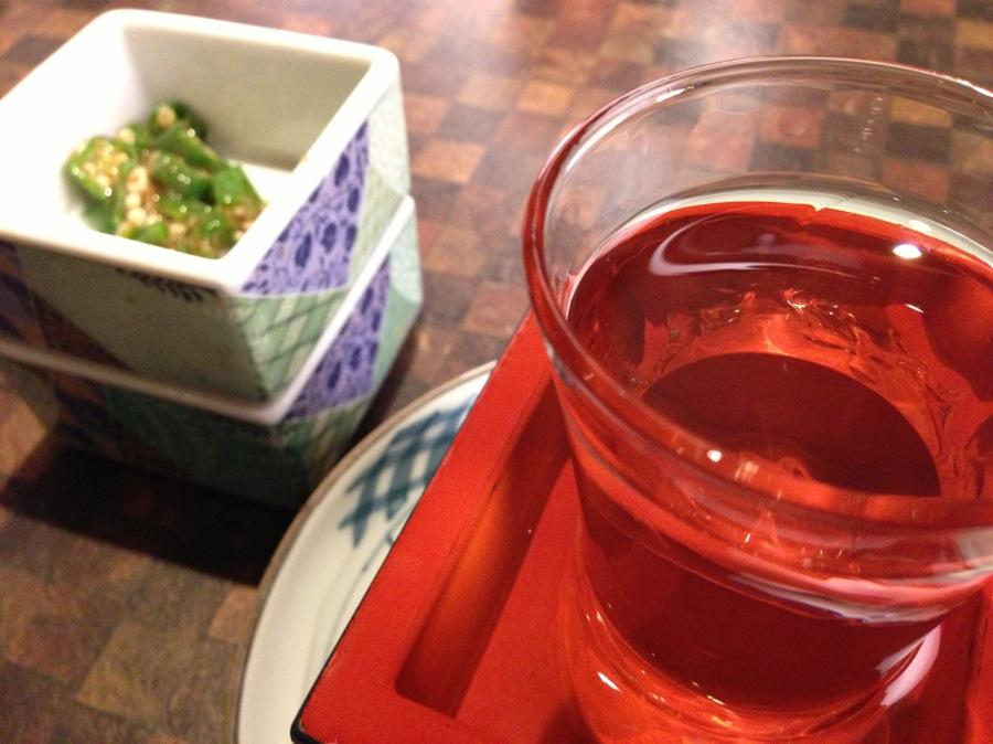 静岡の日本酒「開運」の写真