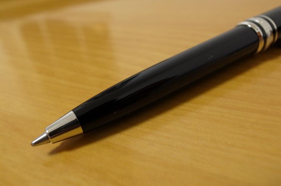 MONTBLANC モーツァルト P116 ボールペンの写真