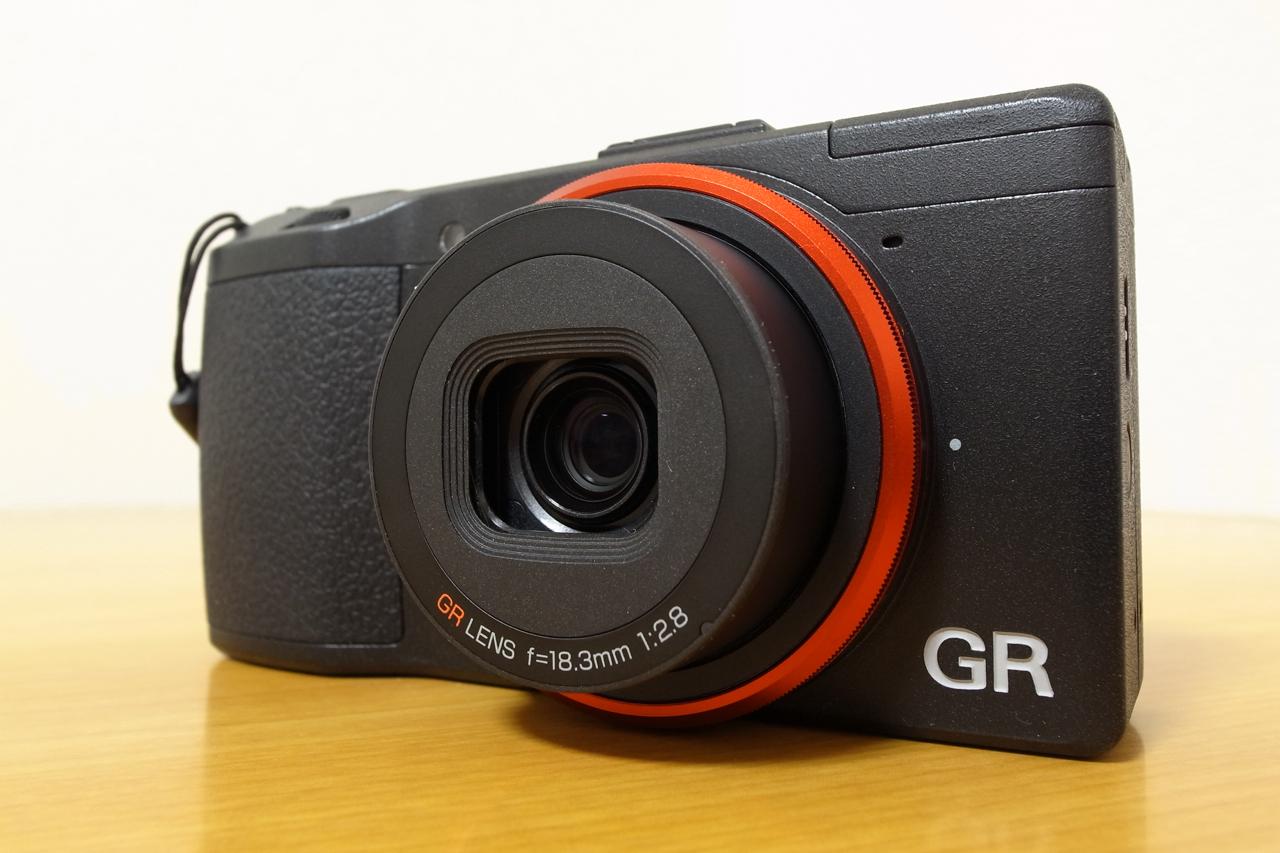 GRの予約特典「GRオリジナルREDリング」の写真