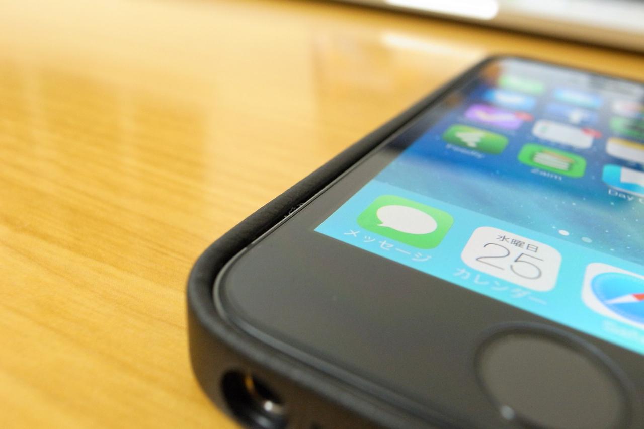 iPhone5s純正ケースの写真