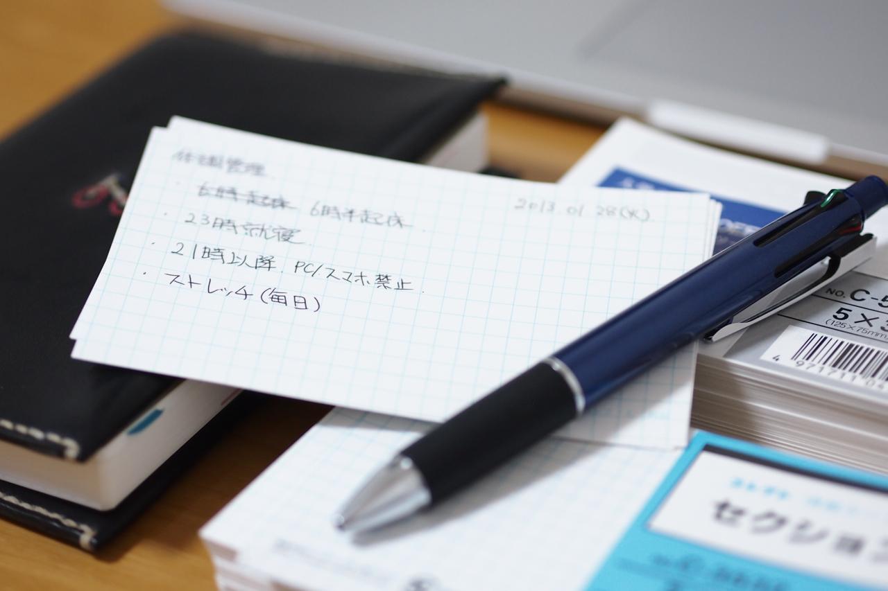 コレクト 情報カードの写真