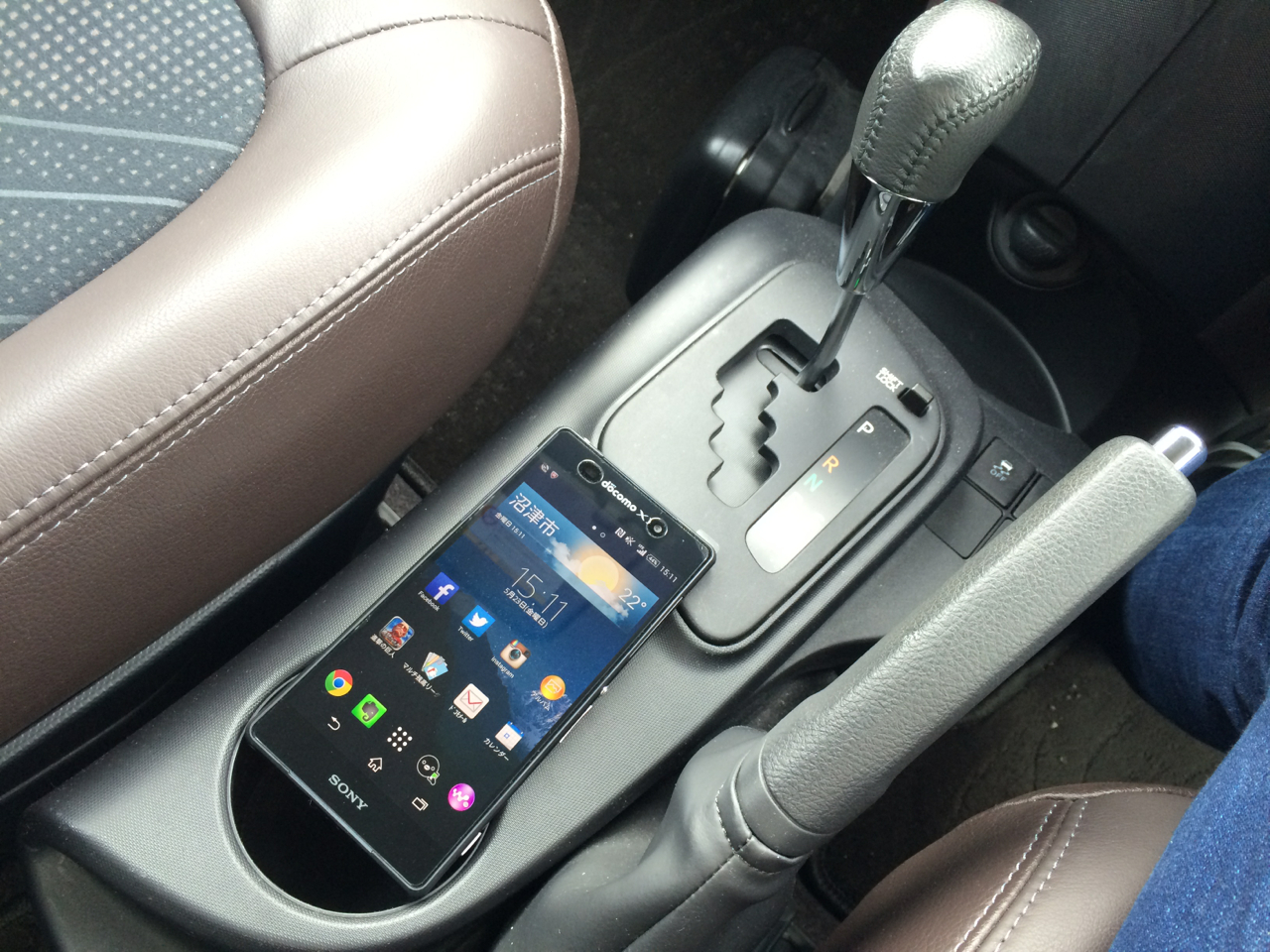 Xperia Z2の写真