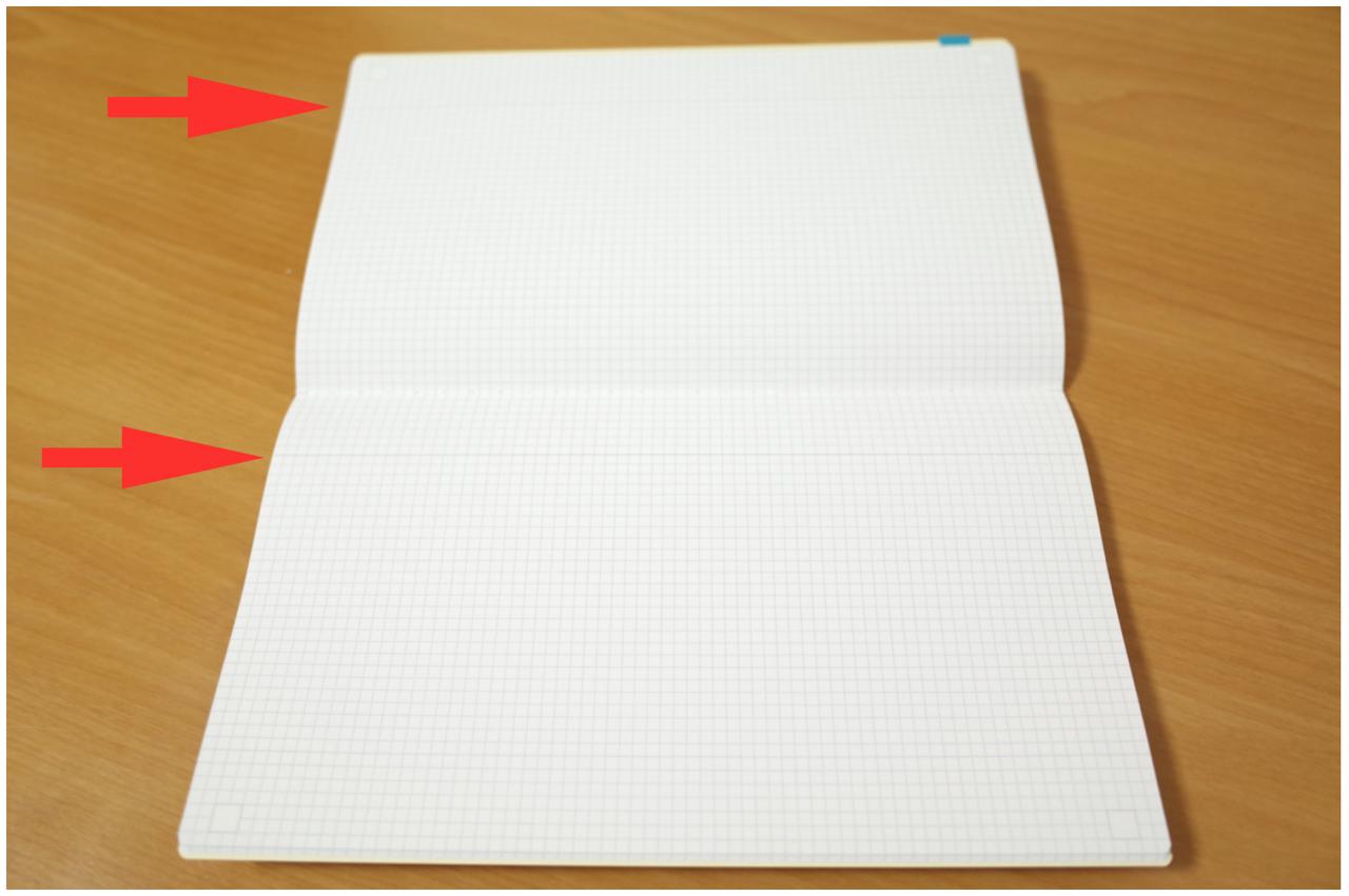 ジブン手帳のIDEAノートの写真
