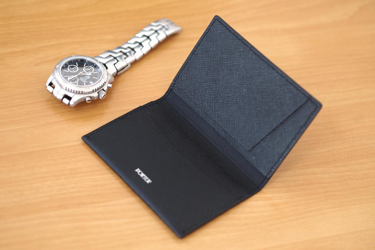 吉田カバン ポーター グルー カードケースの写真