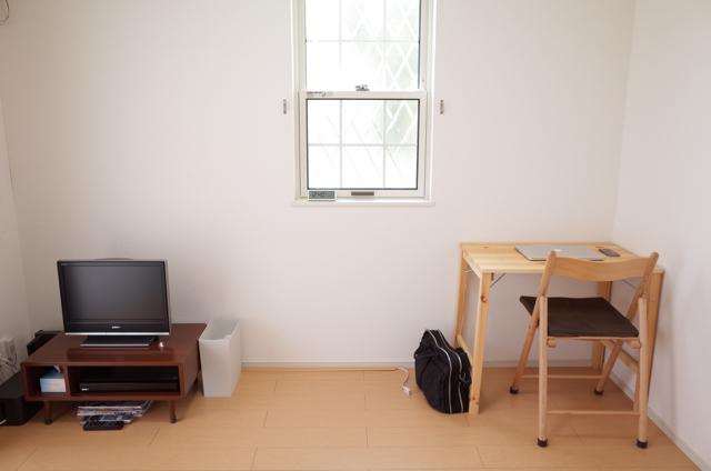 部屋の写真 2015.05.03