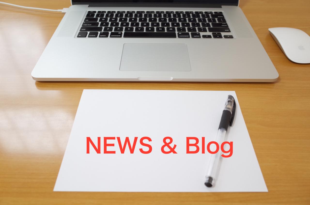 NEWS & Blogのイメージ画像