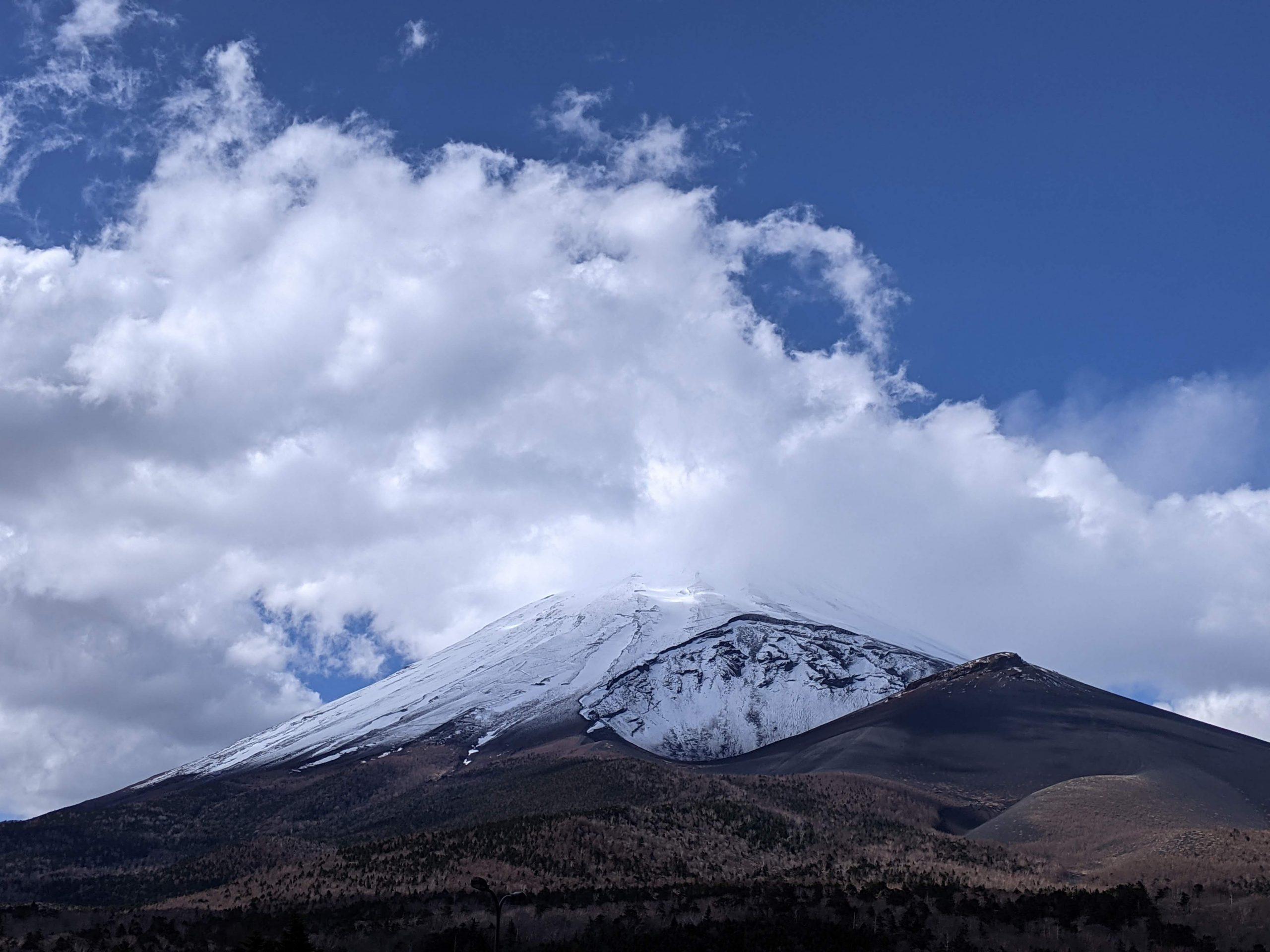 富士山2合目 森の駅からの写真